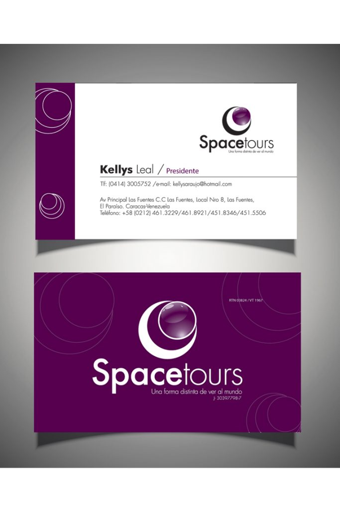 TARJETAS SPACE